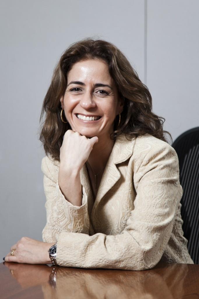 Andrea Alvares, presidente da PEPSICO Foto: Daniela Toviansky