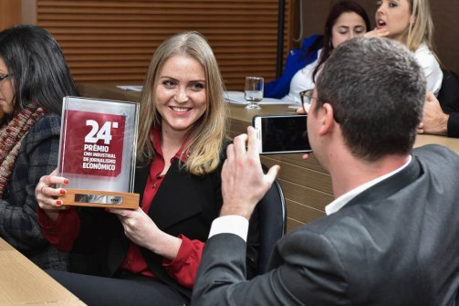 24 Prêmio CNH Industrial de Jornalismo - Fundação Dom Cabral Alphaville - Nova Lima - MG - Brasil. Foto: MPerez