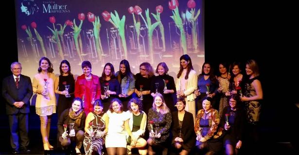 Troféu Mulher Imprensa - todas